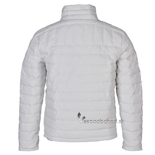 Pánska zimná bunda Vespa biela cf91ddba706