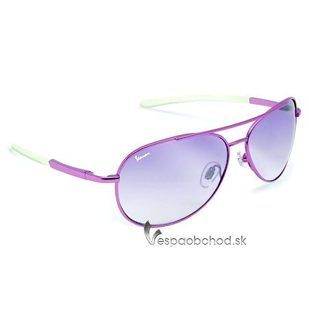 Dámske slnečné okuliare Vespa Classico ružové d6eb5d4425a